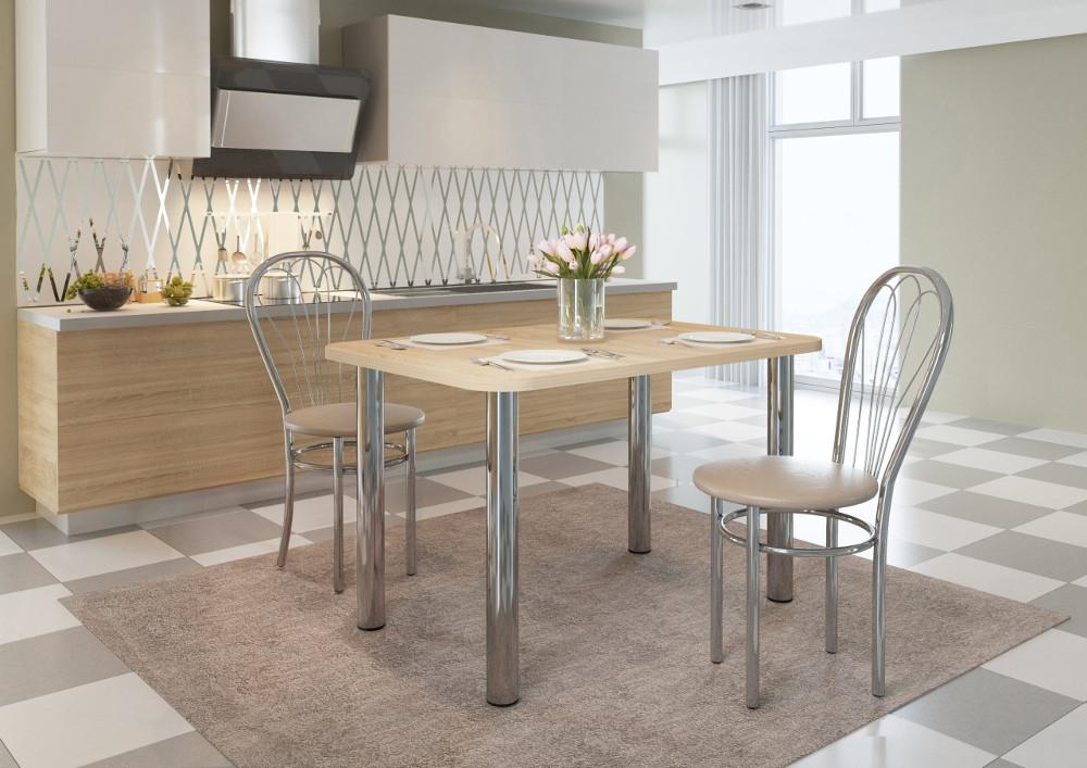Set: Stôl+2 stoličky Marco Draco venuša Tulipán