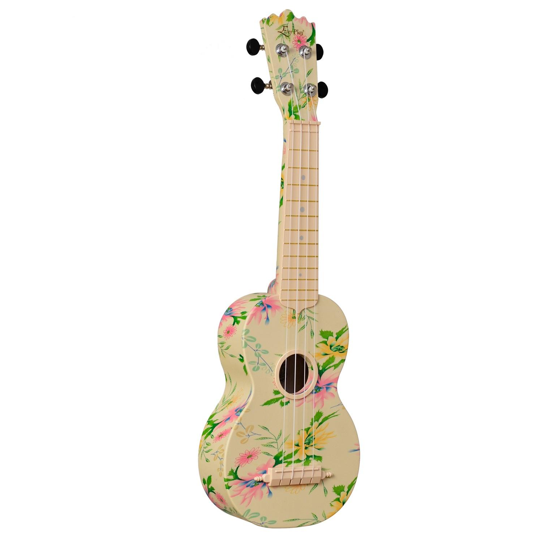 Item Party soprano ukulele Ever Play WU 21 F3 WH +POKROWIE