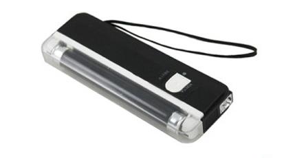 Prenosná bankovka TESTER UV LAMP + GW24 Svietidlo