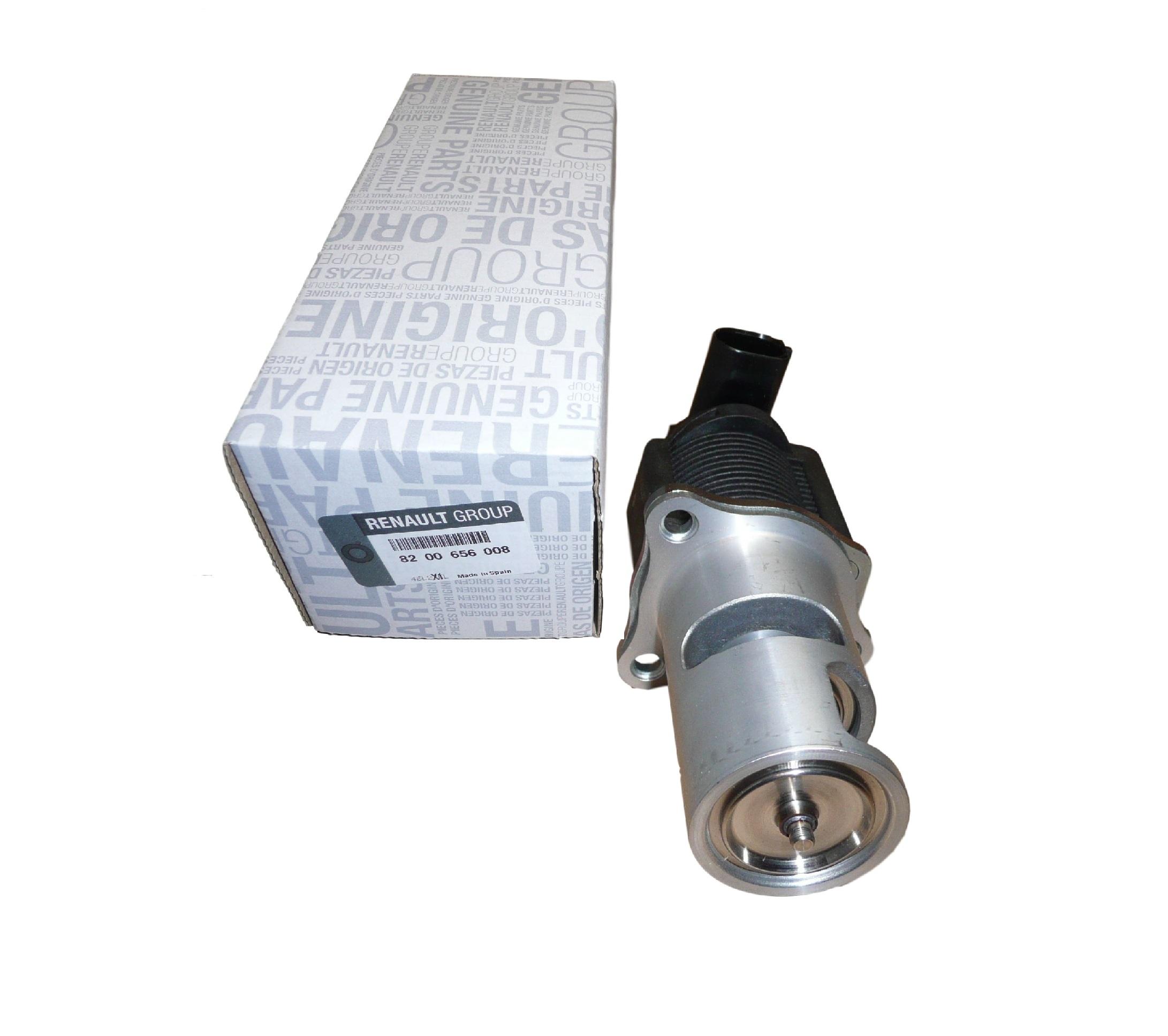 клапан системы рециркуляции ог renault dacia 15dci 8200656008 оригинал