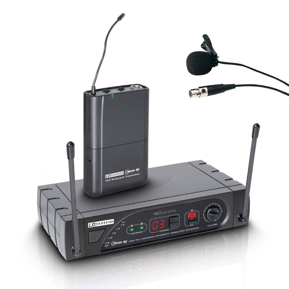 LD Systems ECO-16 BPL B5 Bezdrôtový mikrofón