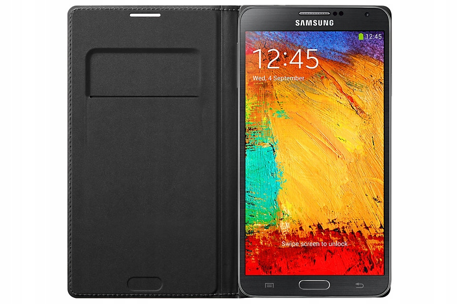 Oryg Etui Klapka Flip Samsung Galaxy Note 3 N9005 6474854516 Sklep Internetowy Agd Rtv Telefony Laptopy Allegro Pl