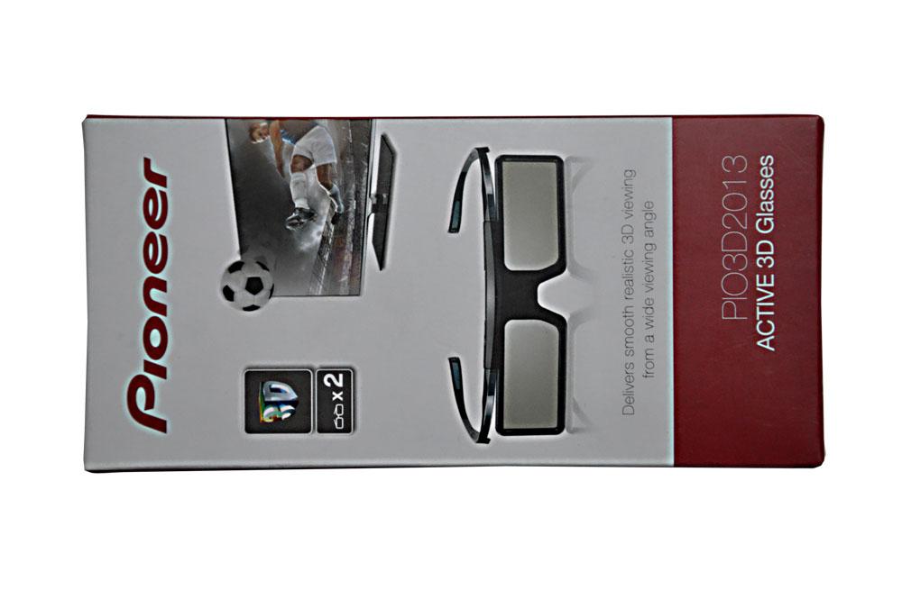 3D okuliare Pioneer Active Pio3D2013 - 2 kusy