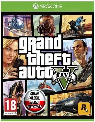 Item GRAND THEFT AUTO V GTA 5 Xbox ONE EN NEW FILM
