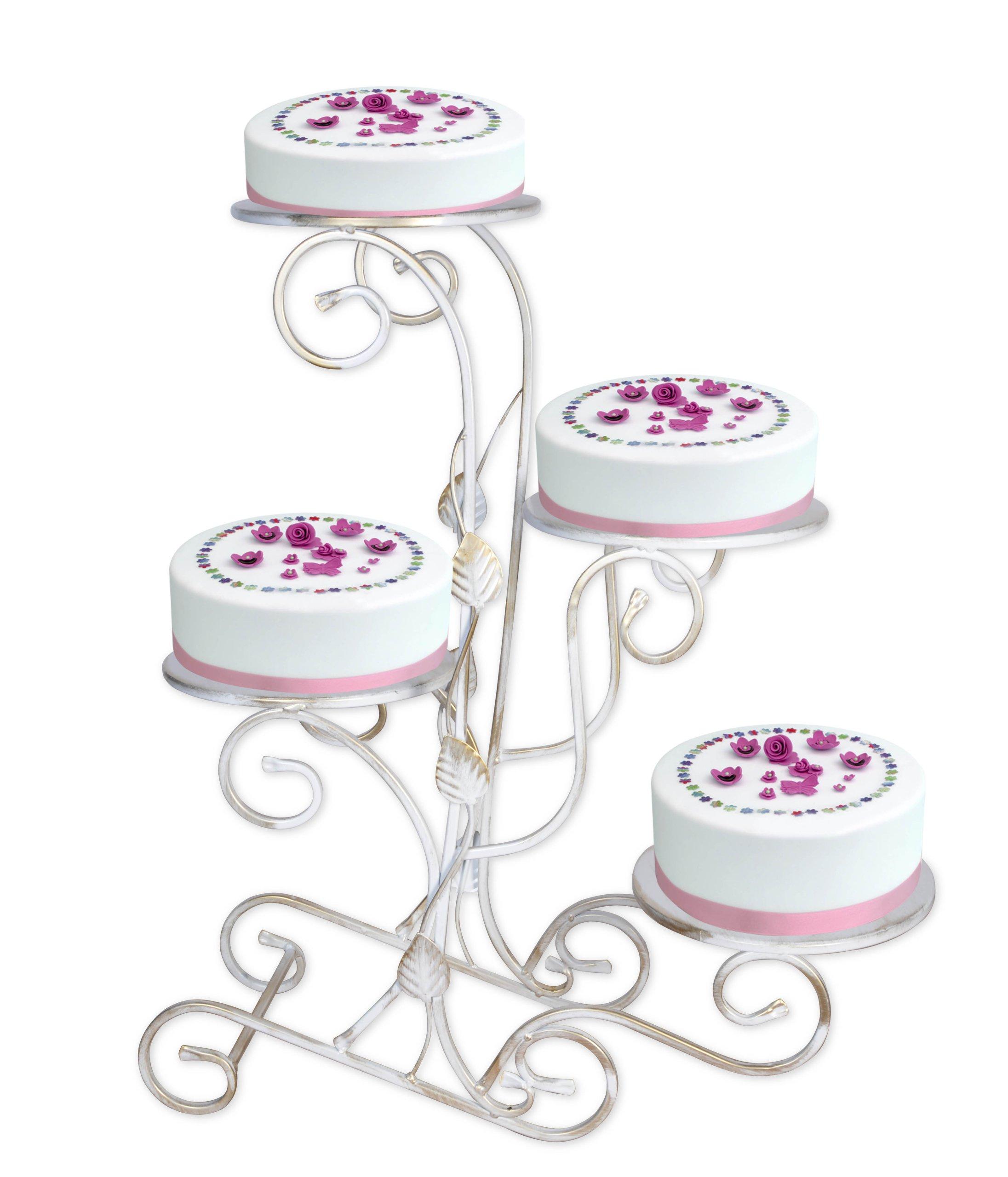 Nábytok Stojan pre Cake Gastronómia Svadobné svadobné párty !!!!