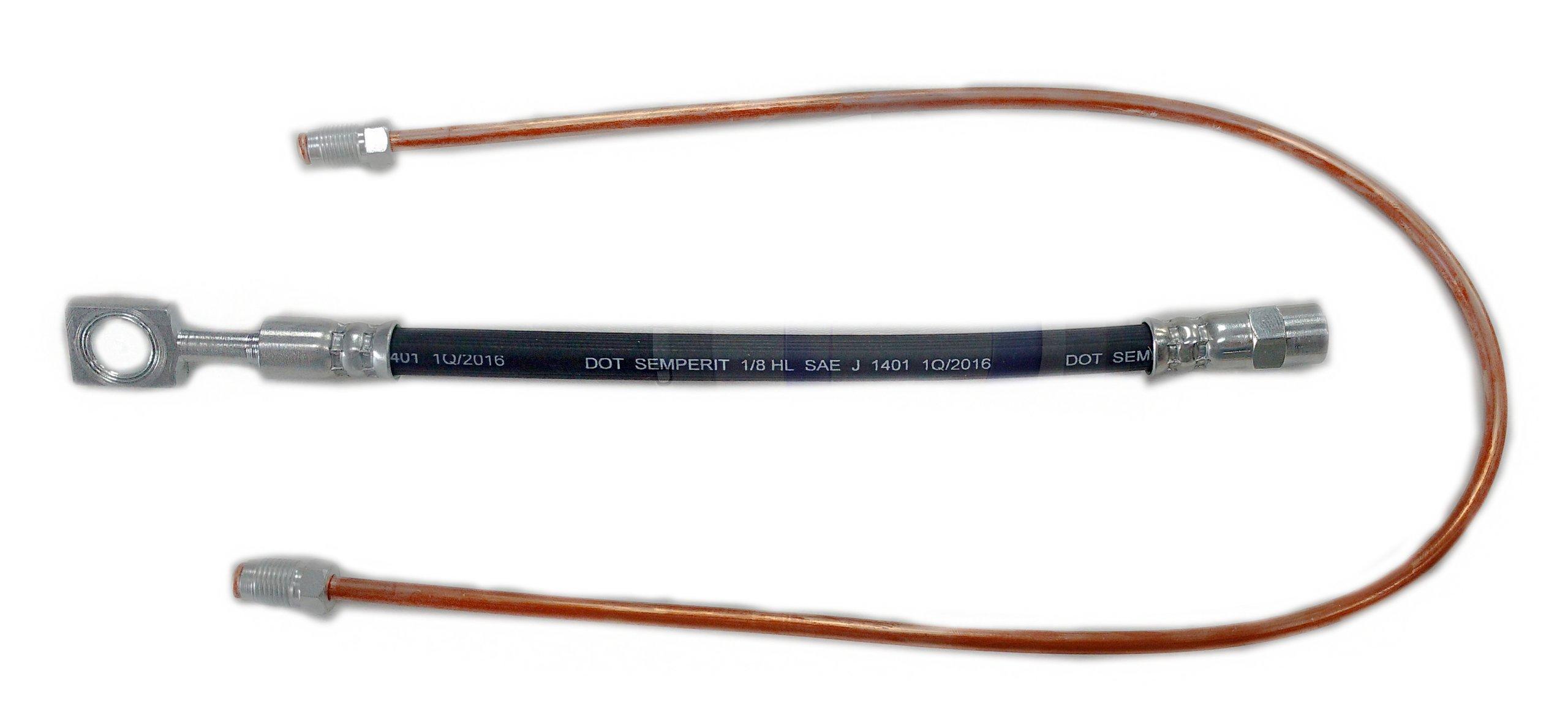кабель тормозная система гибкий сзади гольф octavia a3