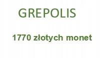 Купить Grepolis 1770 золотых монет на Otpravka - цены и фото - доставка из Польши и стран Европы в Украину.