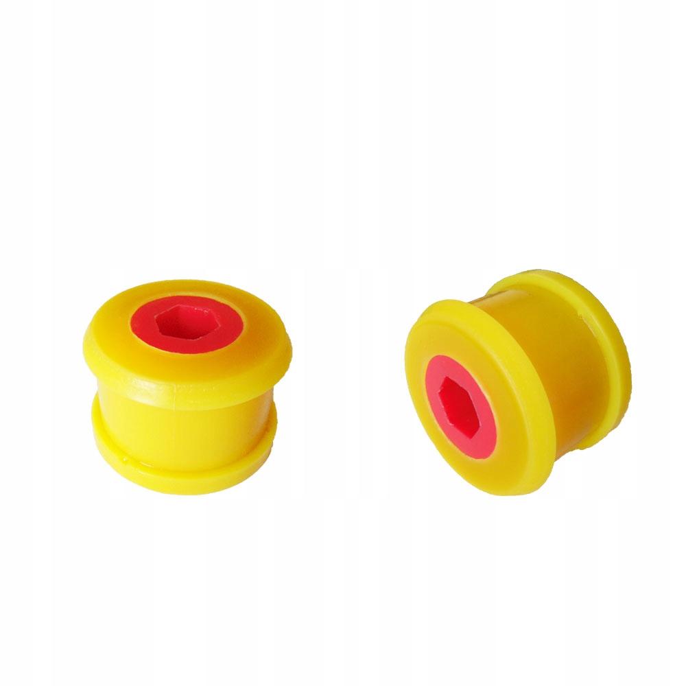втулки руля переднего bmw 3 e-46 полиуретановые