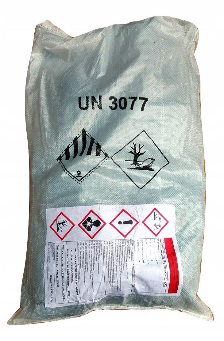 Siarczan miedzi 5H2O worek 25kg produkt PL FV23%
