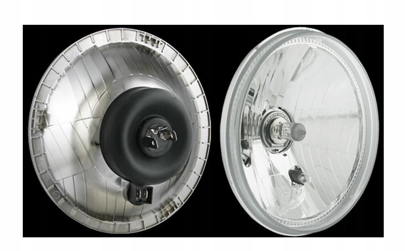 Trabant Wkład reflektora H-4 przezroczysty CLEAR
