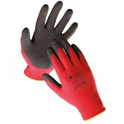 rękawice POWLEKANE NATURALNYM LATEKSEM Firecrest