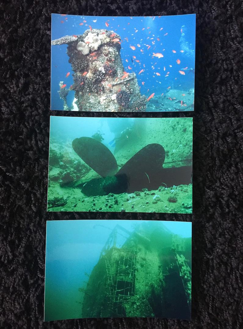 Купить ИЗОБРАЖЕНИЯ Рыба Дайвинг WRAKI корабли 3-считыватель ПЬЕСЫ на Eurozakup - цены и фото - доставка из Польши и стран Европы в Украину.