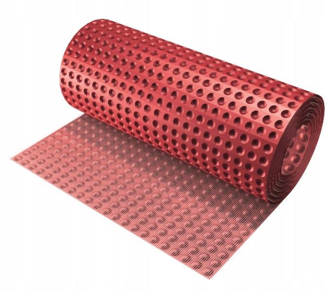 SOPRO 653- Drenážna rohož, 8 mm, 12,5 m2