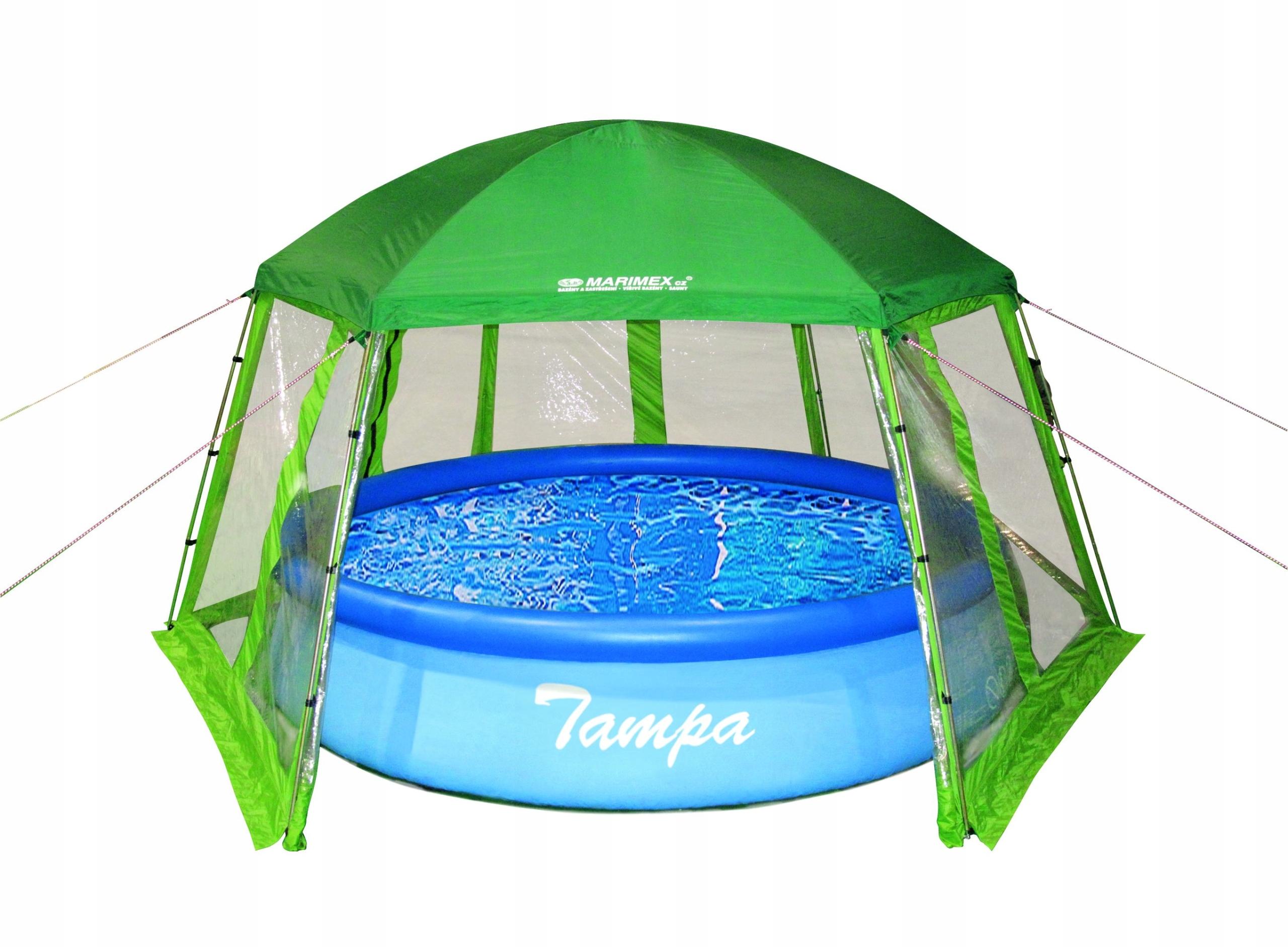 Termo Canopy pre bazén, Intex bazén, bestway