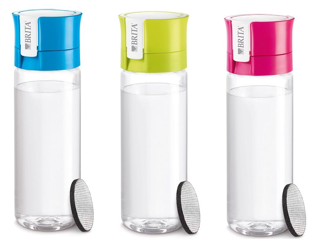 Fľaša s filtrom BRITA s 0,6L Fill & Go Filter