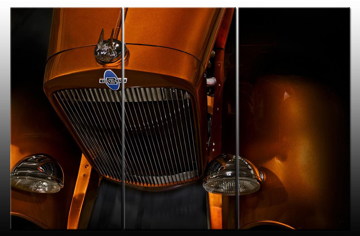 Auto Obrázok Oldtimer Retro Chevrolet Car