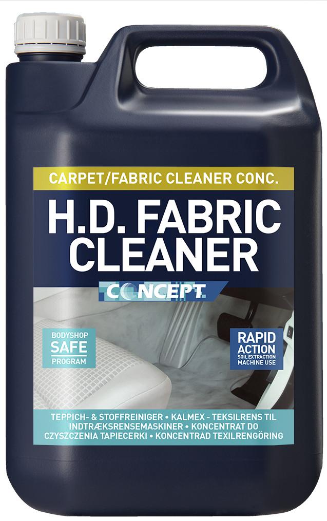 HD FABRIC CLEANER CONCEPT обивка ковер 5L