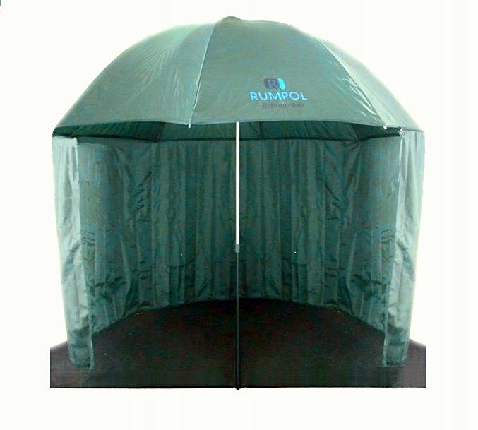 Silný dáždnik - Rybárske potreby - impregnované