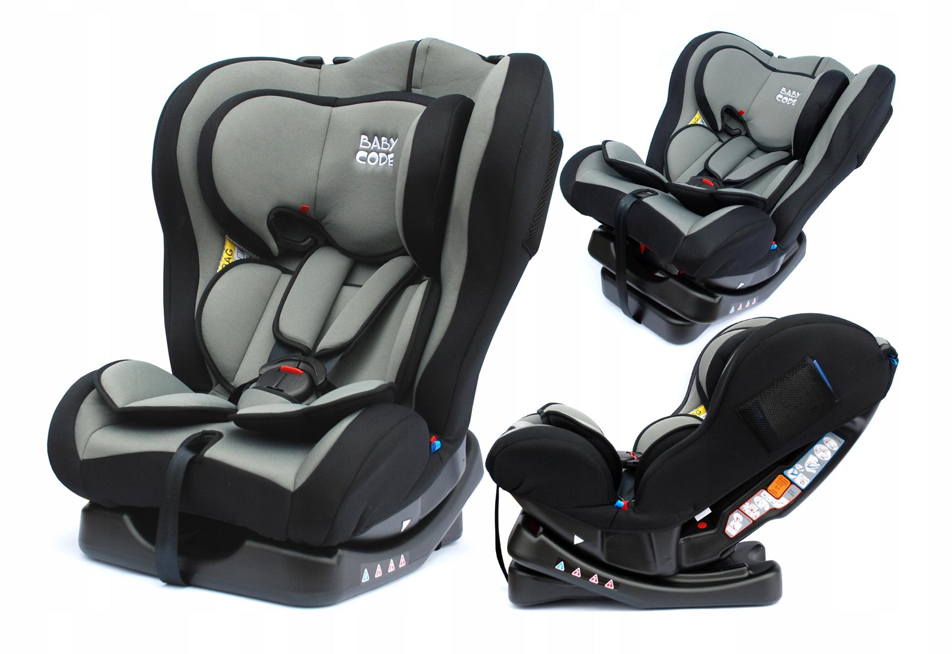 Item PRIME car SEAT 0-25kg D. GREY BABY CODE