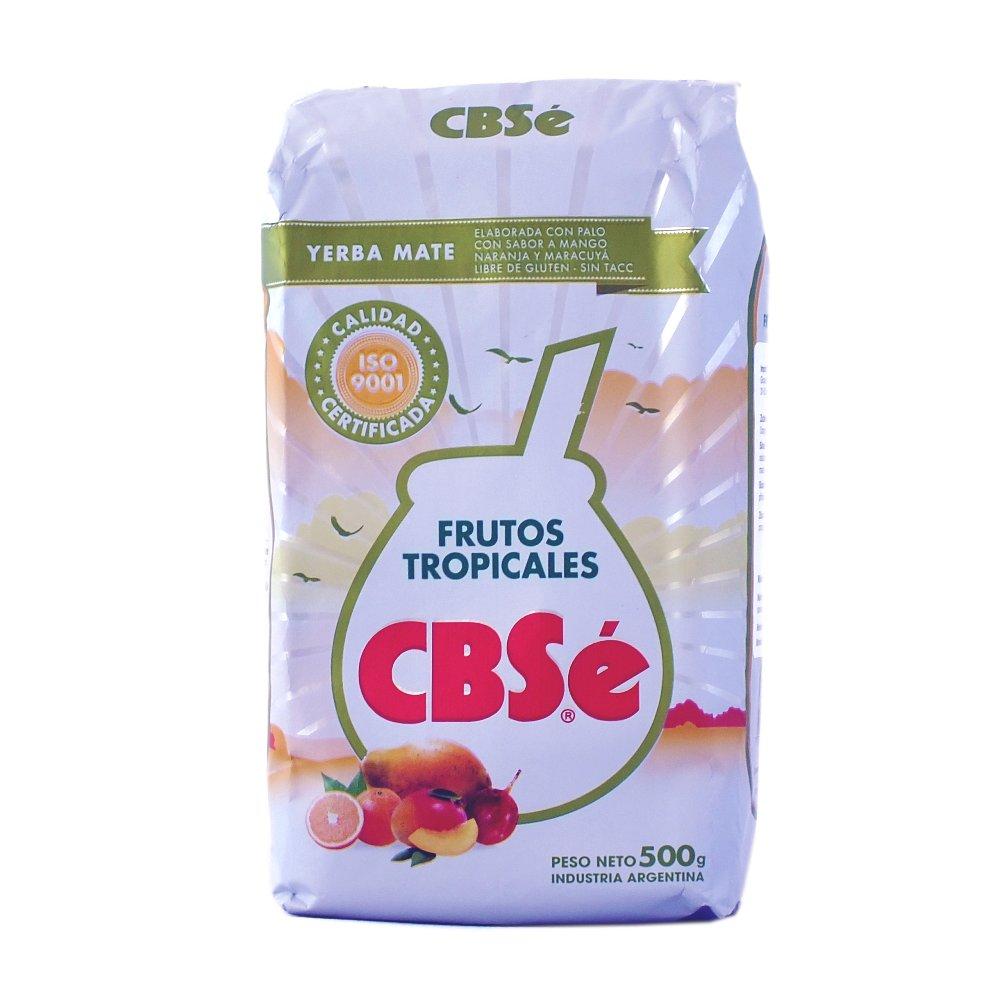 Yerba Mate Cbse Frutos Tropicales (Манго ) 500 г