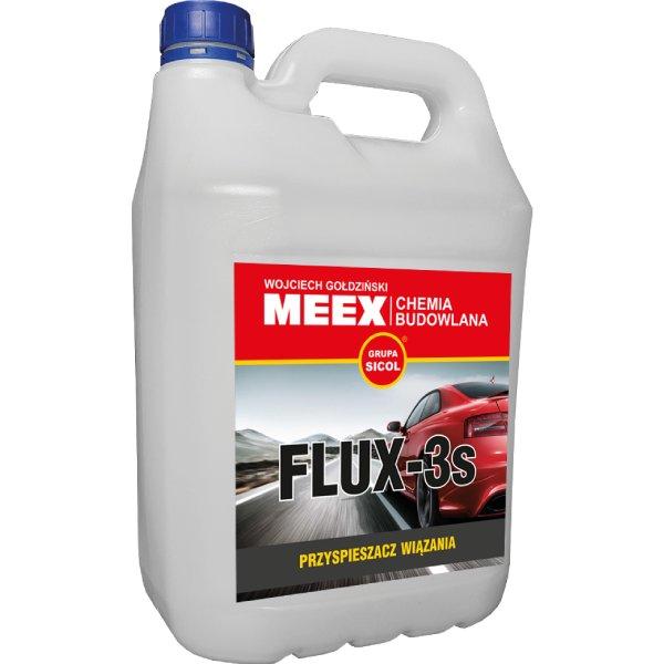 Przyspieszacz wiązania betonu flux 3s