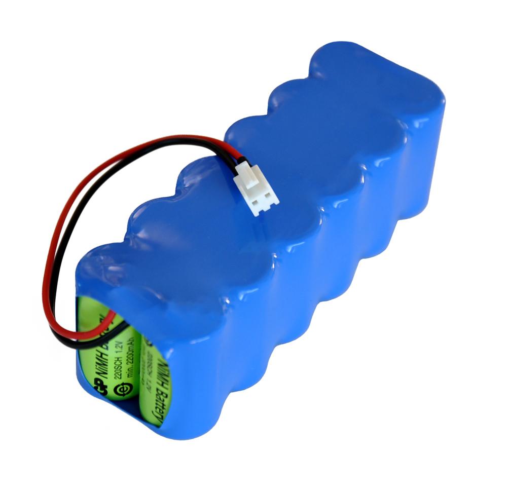 Batéria Batéria POWERMED ROBOCOP 14,4V GP články