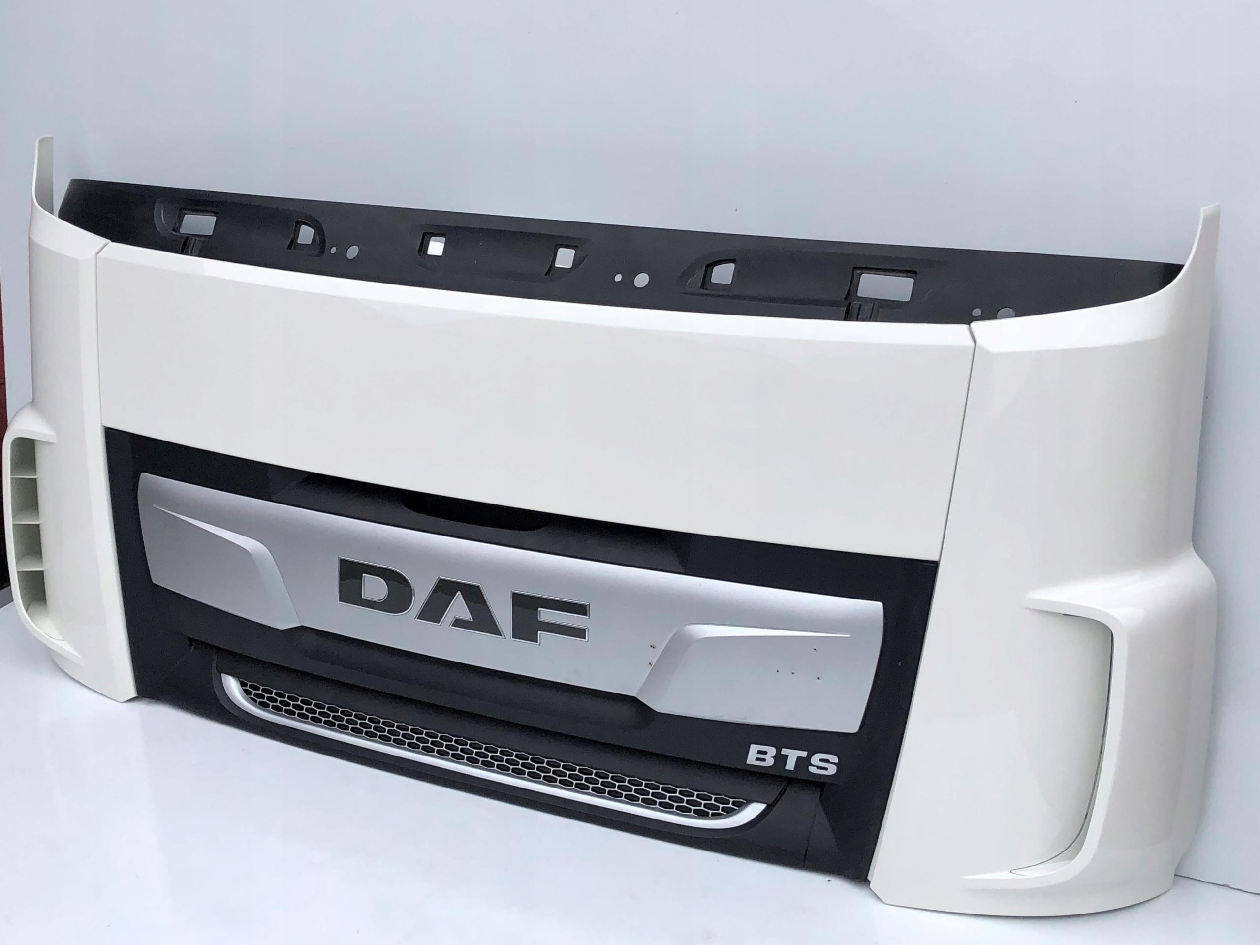 DAF XF 106 EURO6 LIFT ATRAPA GRILL OWIEWKA OKULAR 6