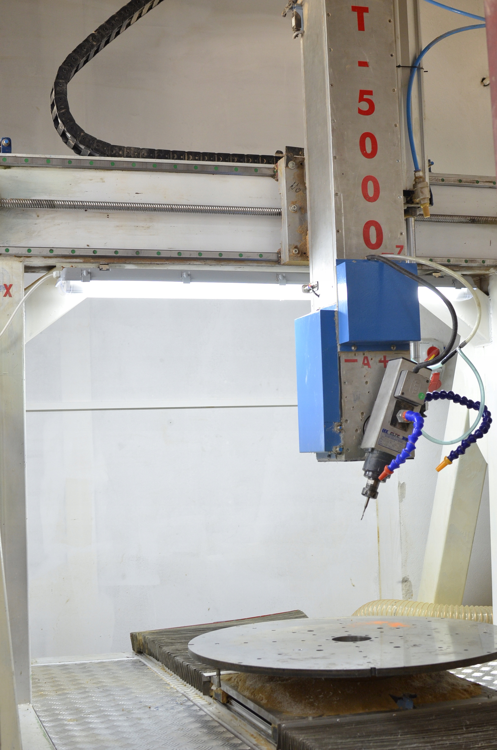 Niesamowite FREZARKA CNC 5 - osiowa 5 axis 5 OSI 7503198350 - Allegro.pl NB32