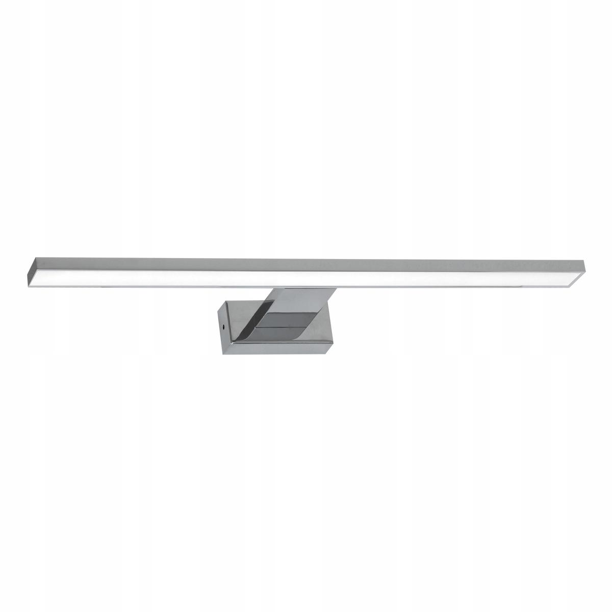 Sconces pre kúpeľňa chrome LED 490 LM farba neutrálna
