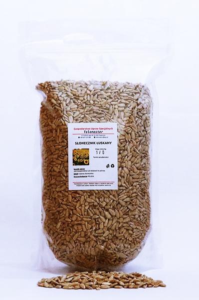 Item SUNFLOWER-HULLED seeds seeds 1.0 kg