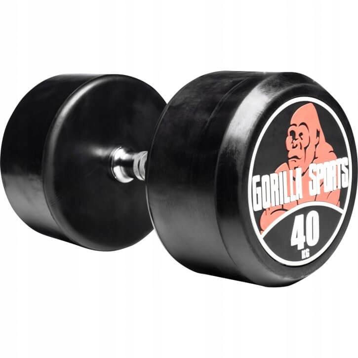 HANTLA 40 kg trvalý profesionálny gumový liatina