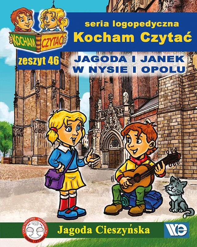 Kocham Czytac Zeszyt 46 Jagoda Cieszynska 8 90 Zl Allegro Pl Raty 0 Darmowa Dostawa Ze Smart Krakow Stan Nowy Id Oferty 7608573311