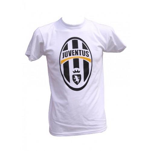 JUVENTUS Dámske Biele XL T-Shirt