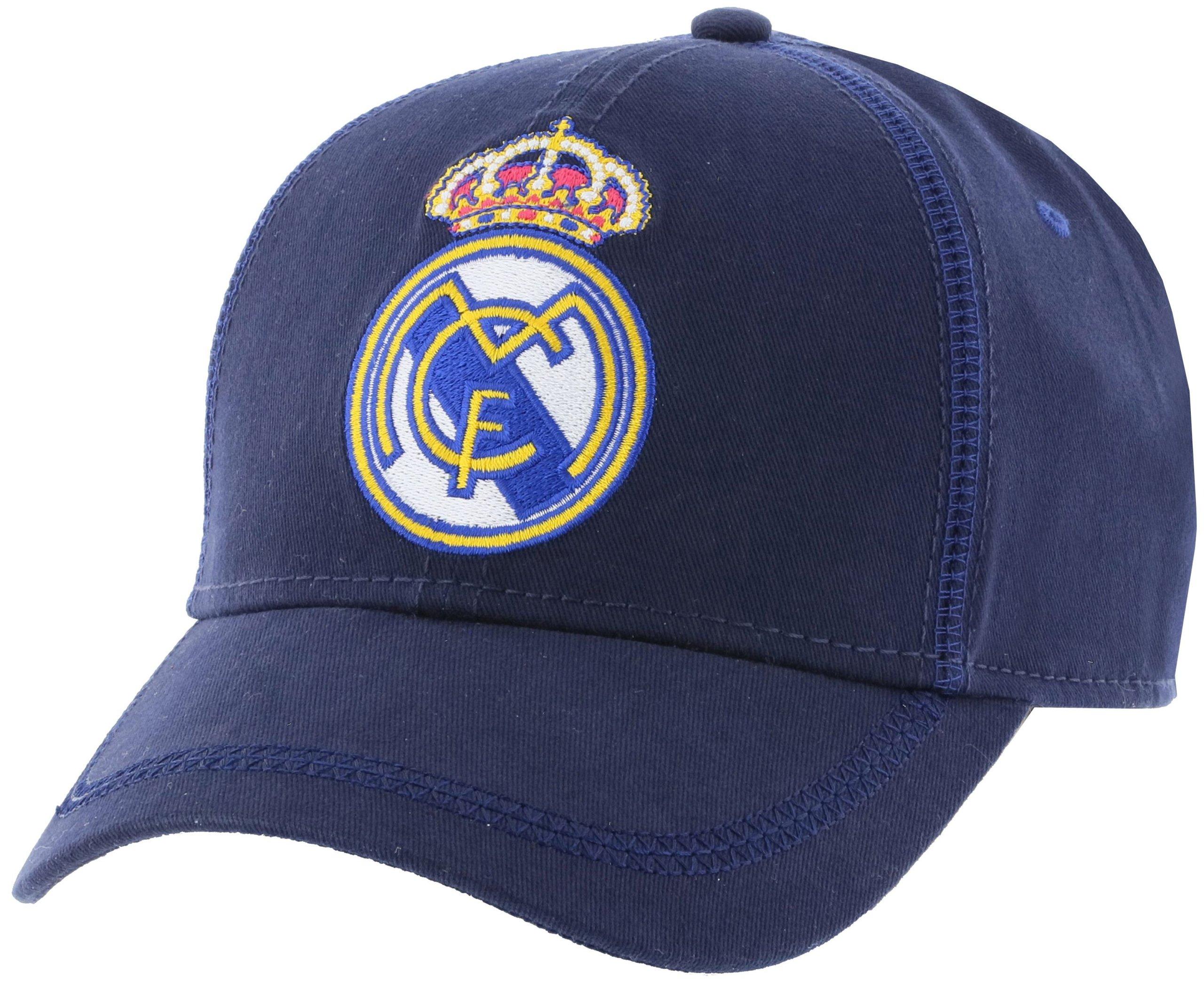 Real Madrid Baseball Cap for RM Fan Nový
