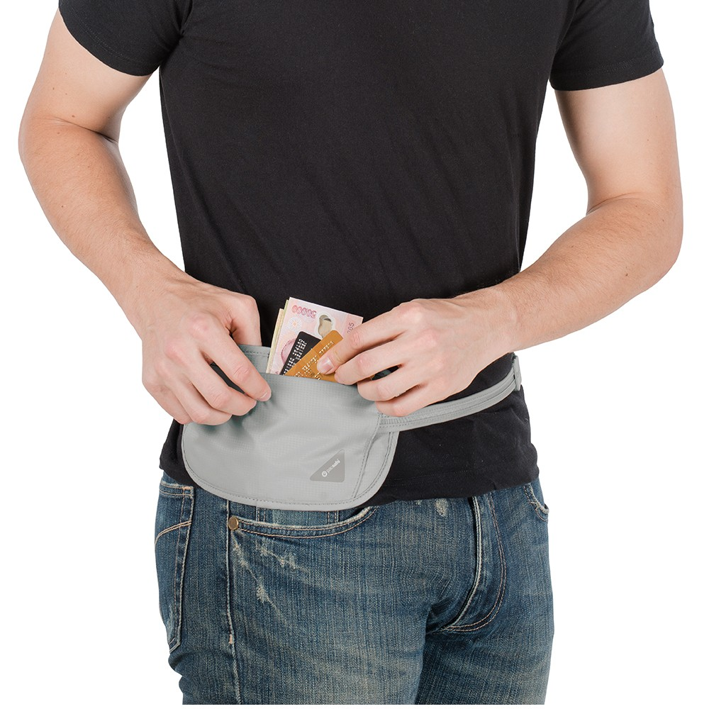 Peňaženka pod oblečením, PACSAFE COVERSAFE obličiek X100