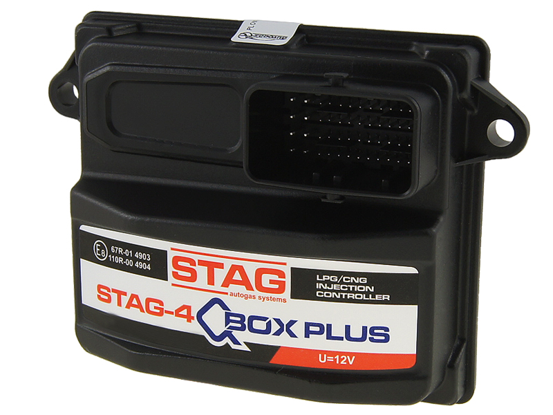 Ac Stag 4 QBOX PLUS 4 Cyl...