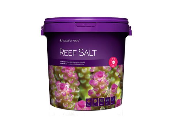 Aquaforest Útes Soľ 22 kg - MORSKÁ SOĽ - VEĽKÝ