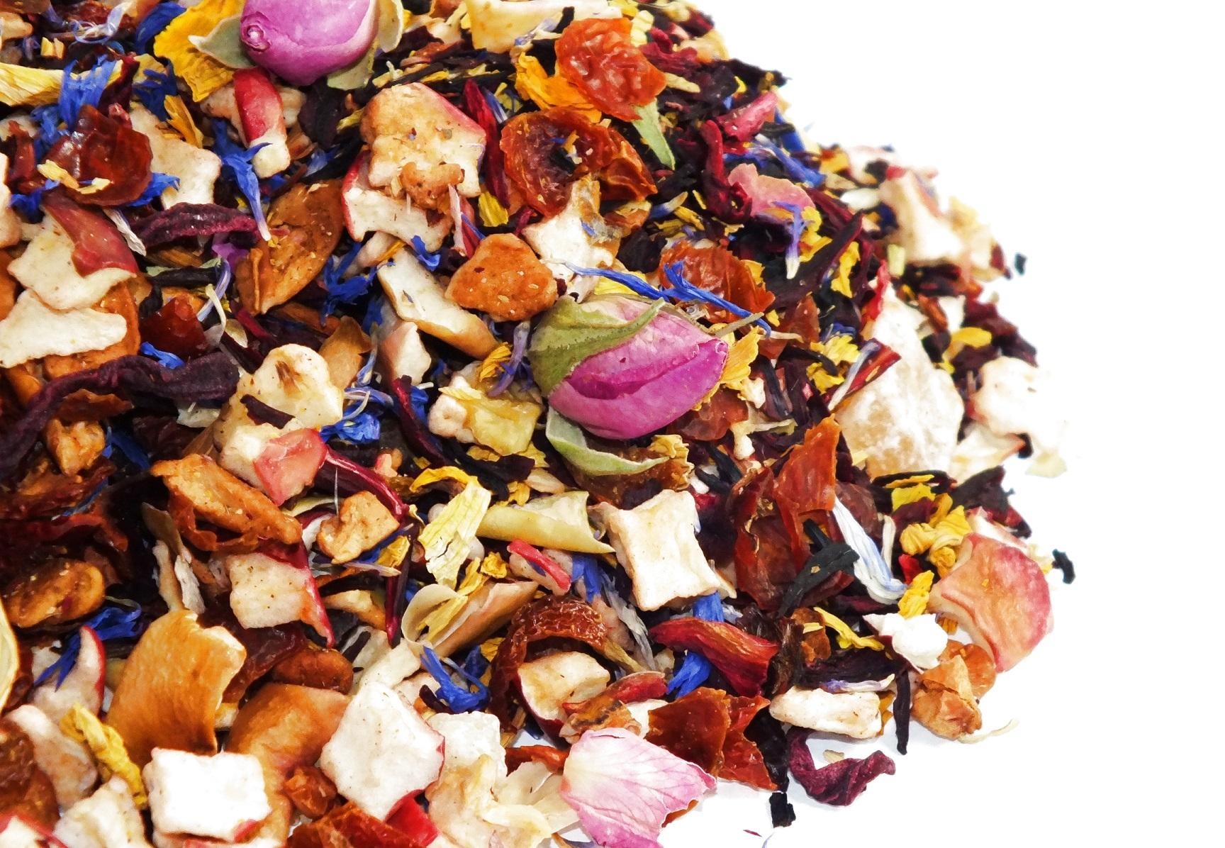 Ružové Ovocie 1 kg MEGA-PACK je vynikajúci čaj