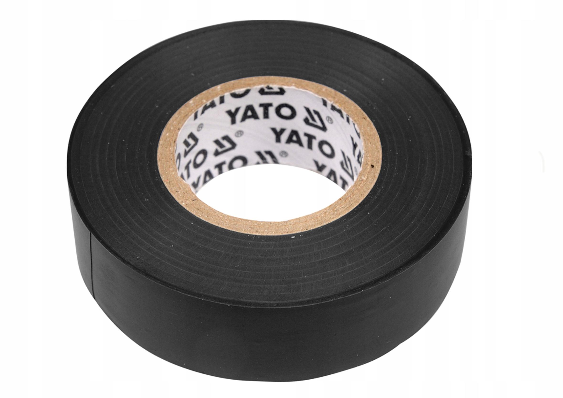 YATO изолента 15мм 20м ИЗОЛЯЦИЯ YT-8159