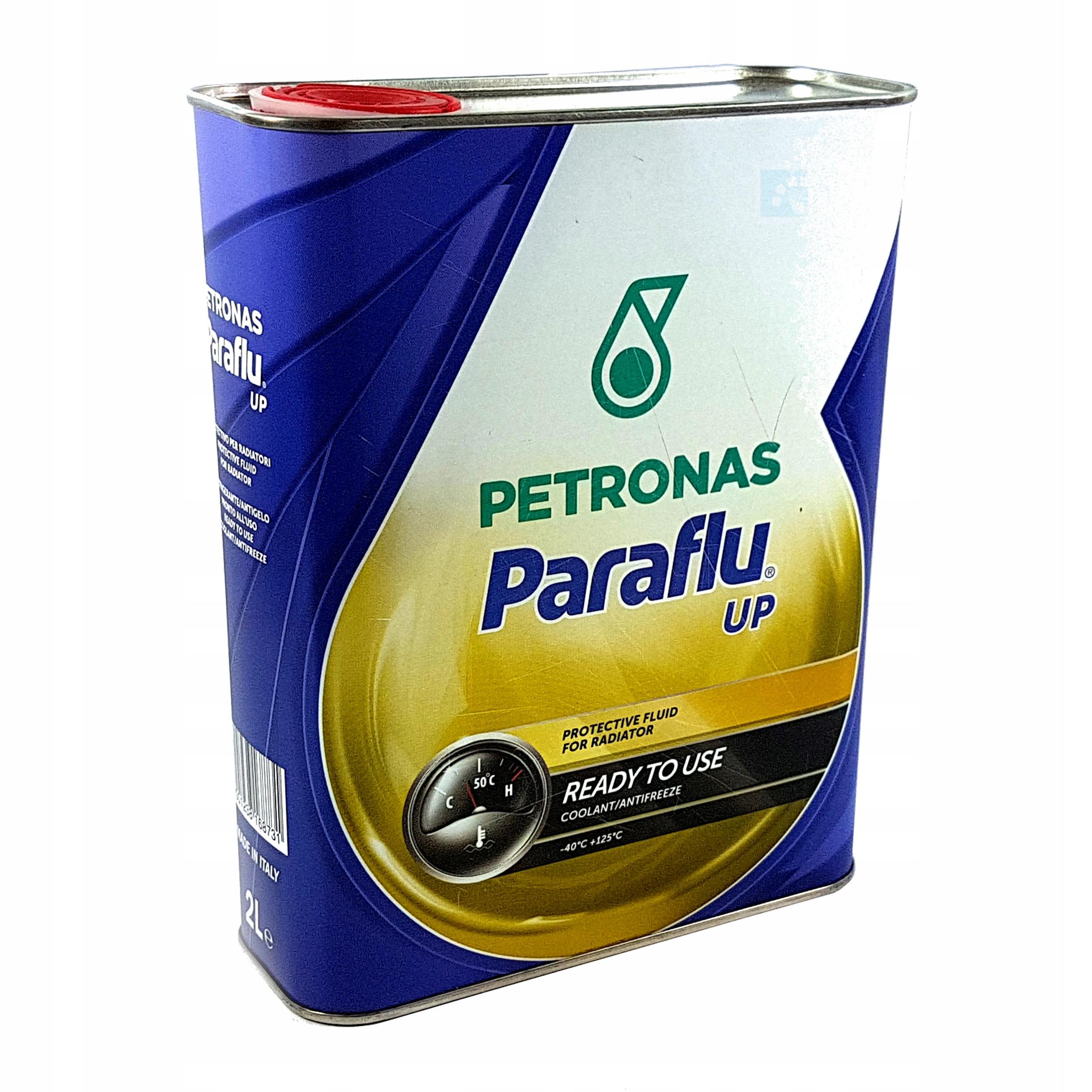 Красный жидкость для радиаторов Paraflu UP готов 2L
