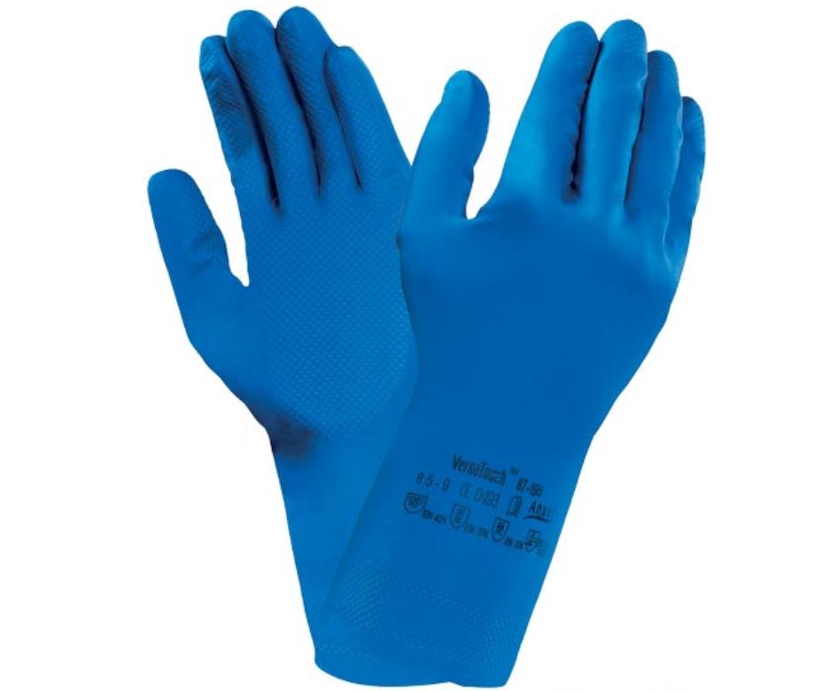 Rękawice gospodarcze floki ANSEL VersaTouch r.8-12