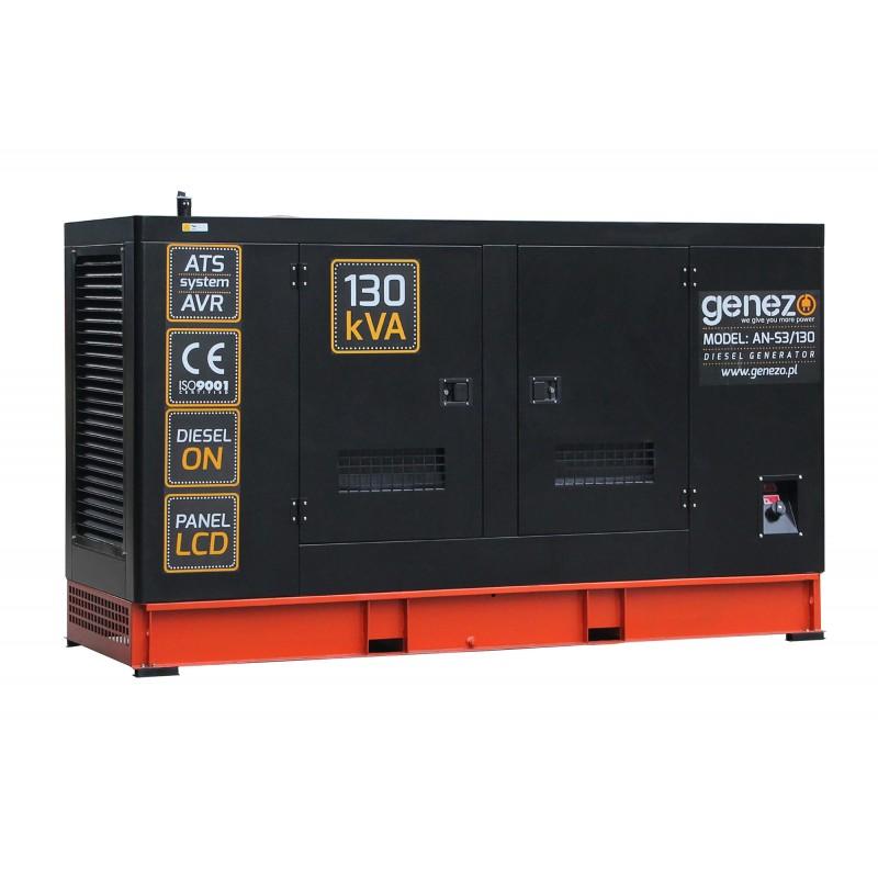 Agregat prądotwórczy Genezo 100KW 120kVA 400V ats