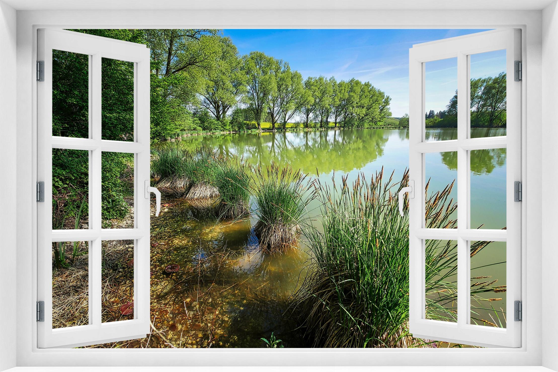 фото постеры окна с природой для стен каталог всех существующих ныне