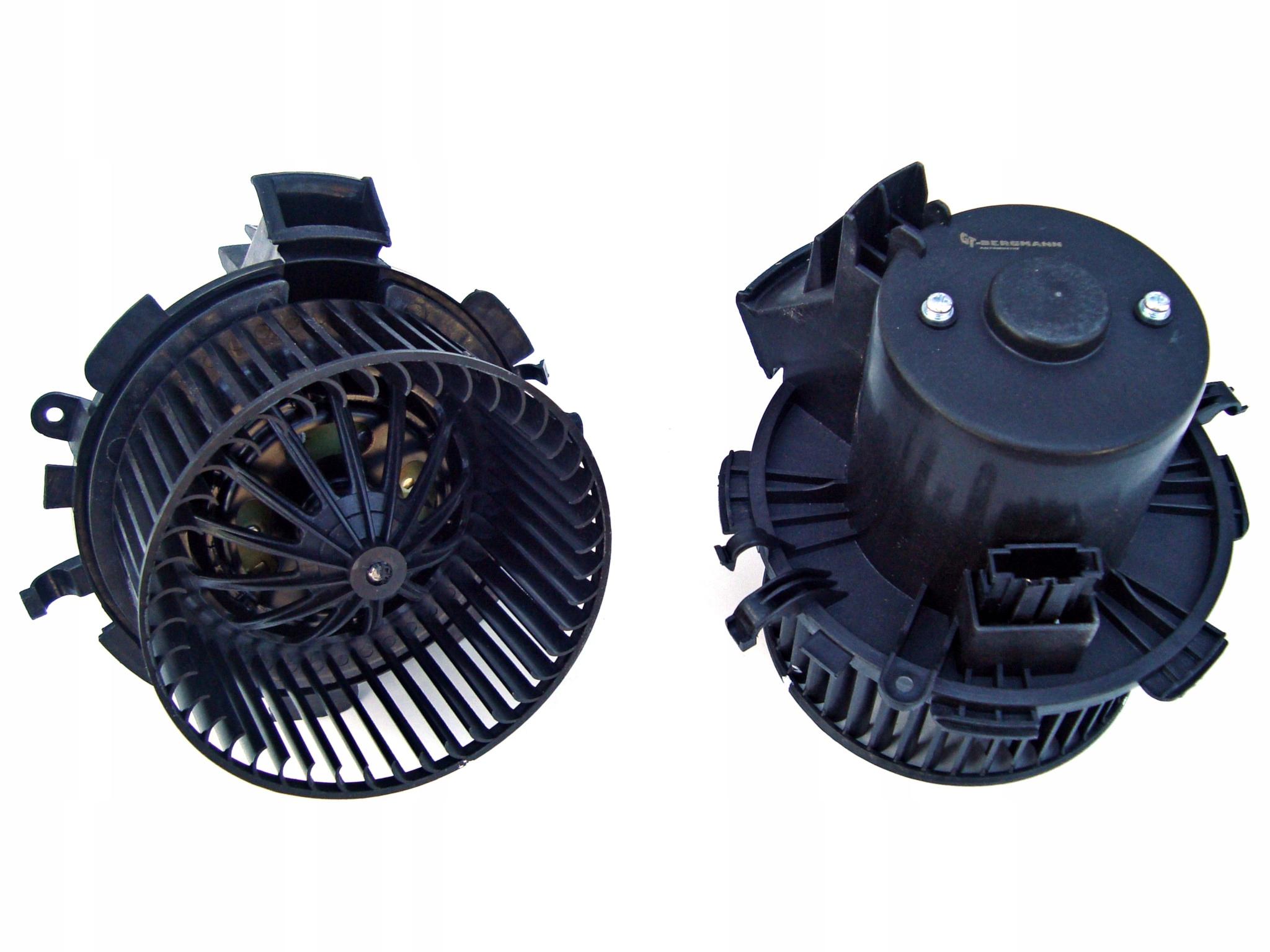 вентилятор интерьер renault master ii movano 25dci