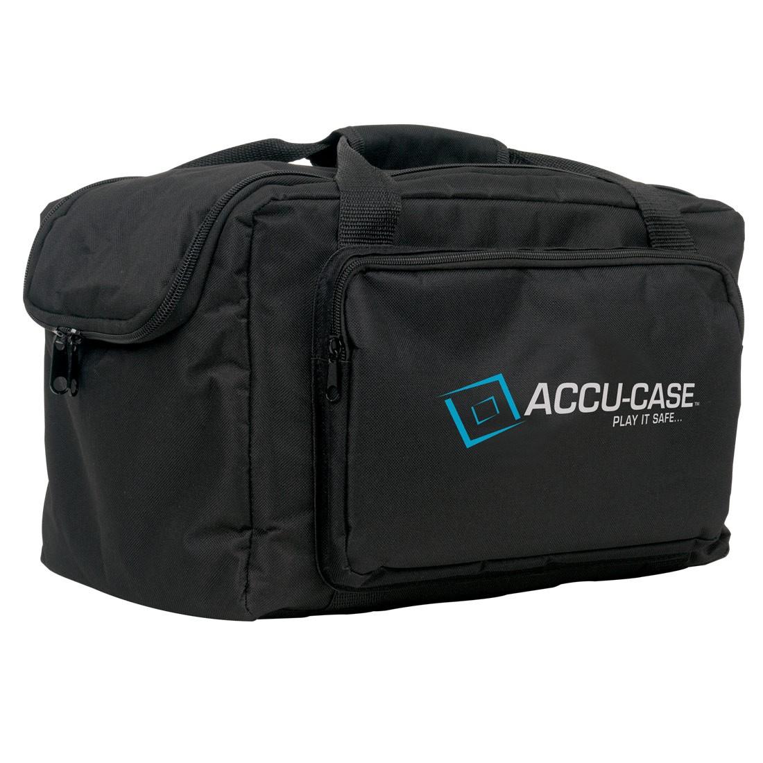 Item The ADJ Flat Pak Bag 4 Bag 4 Pair and Cables