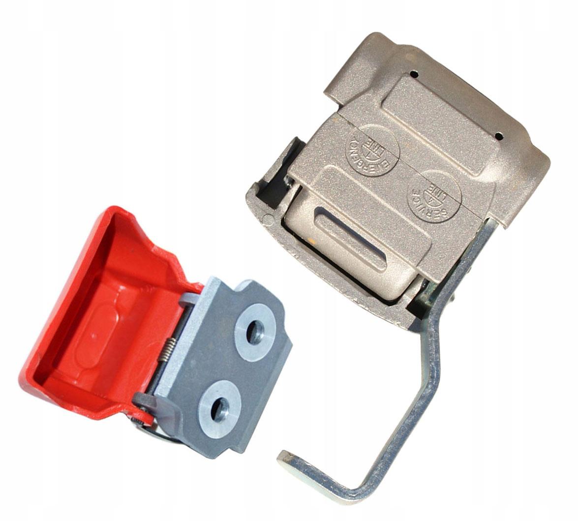 разъем пневматические полуприцепы прицепа автомобиль абэ