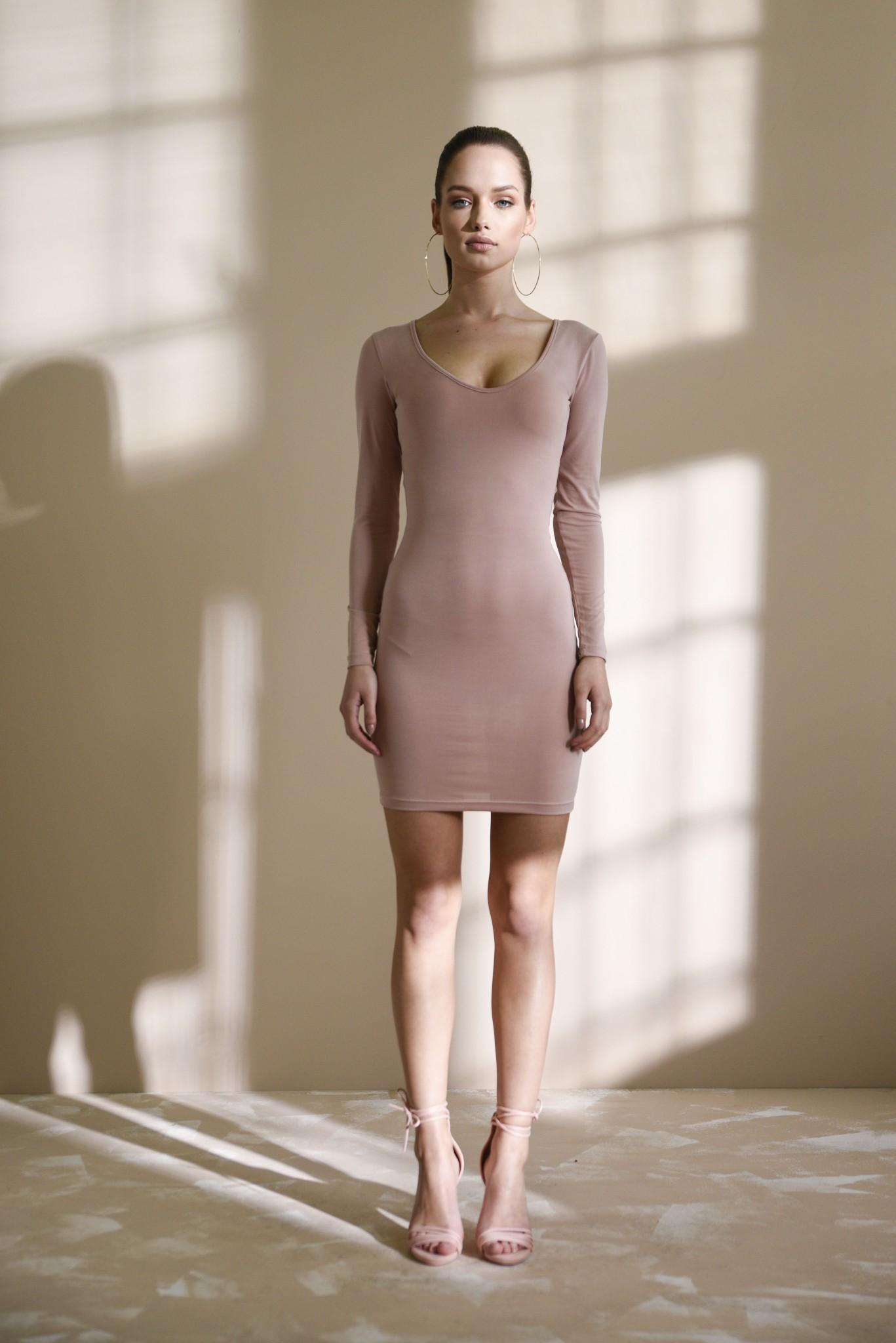 aefd76c5a7 Sukienka MAGNOLIA GARDEN MINI -rozmiar XS- NUDYESS - 7291556119 ...