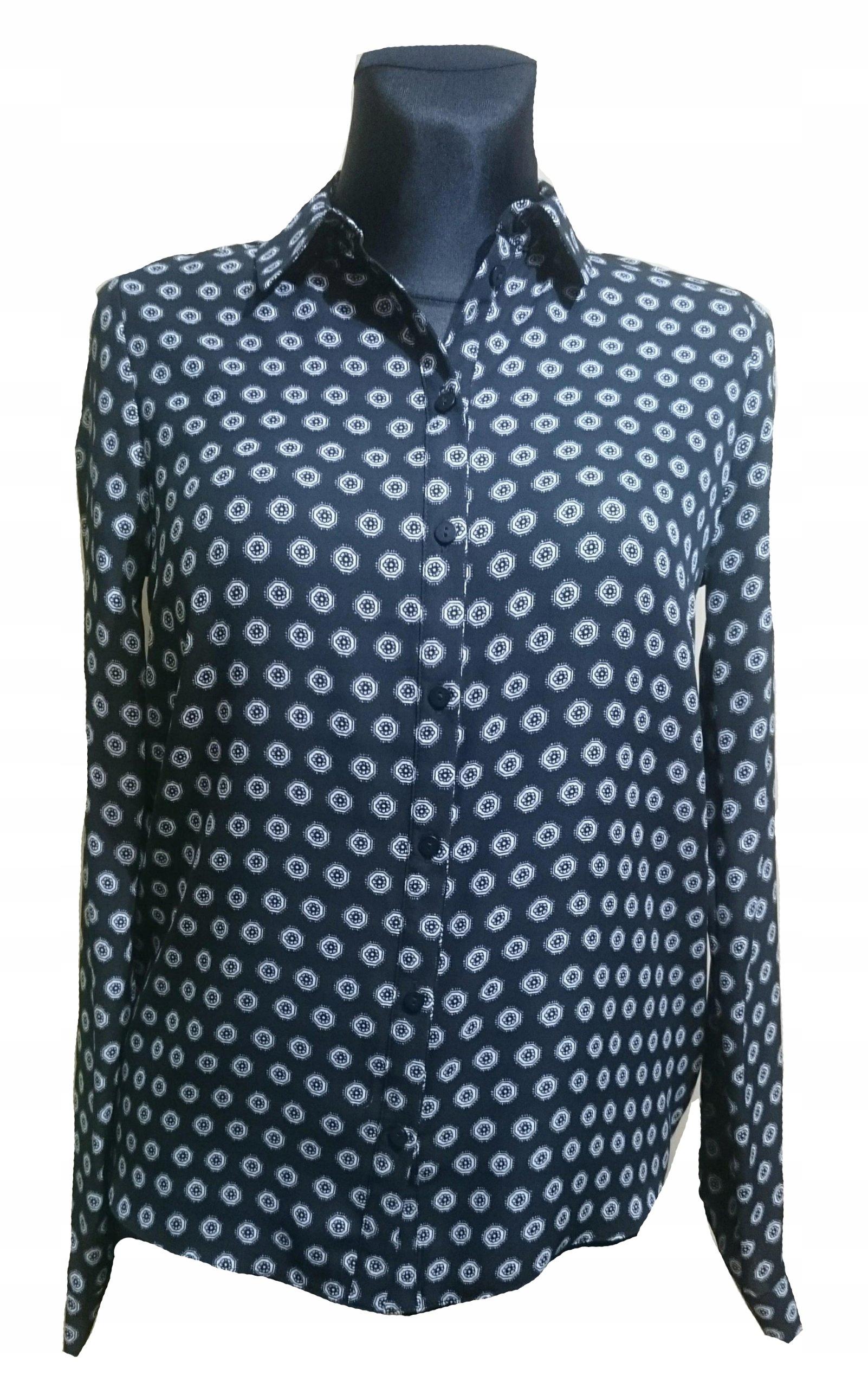 5d38cd698c Bluzka koszulowa Primark rozmiar 34 XS NOWA OUTLET - 7401692218 ...