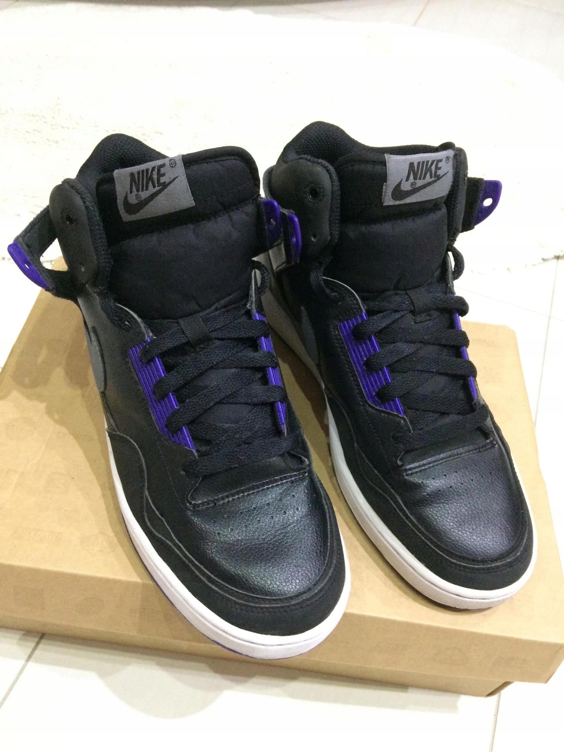Buty Nike Alphaballer Mid 487858 012 7580809148