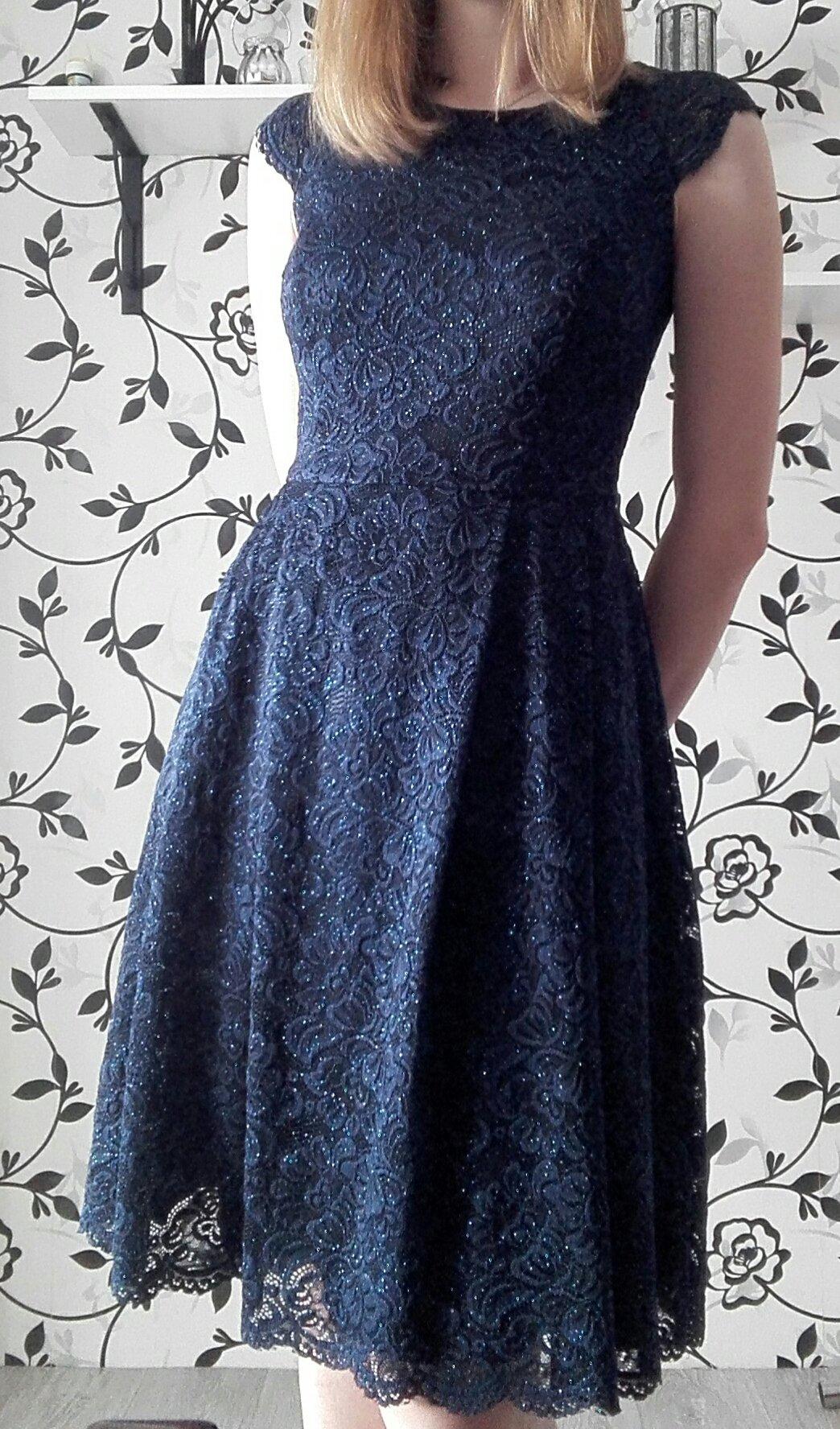 704fae6405 Sukienka damska elegancka wieczorowa DE FACTO - 7207417329 ...